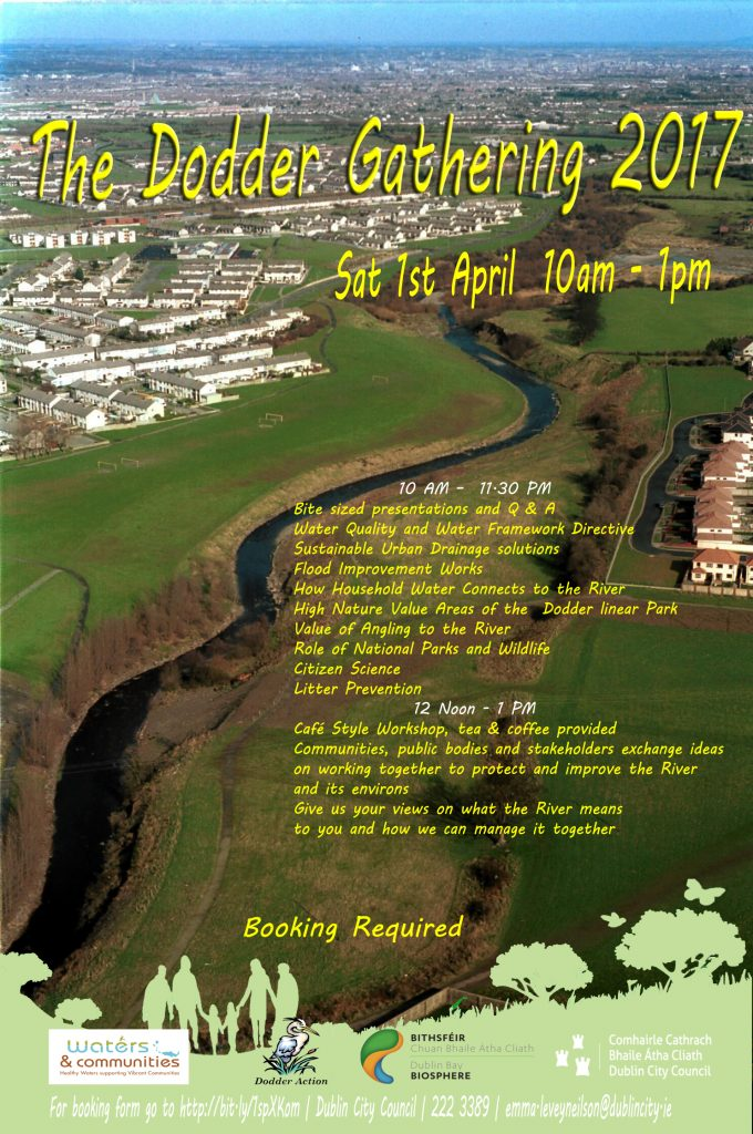 Dodder Gathering 1 April